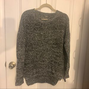 COPY - SHEIN Loose Knit Crew Neck Sweater